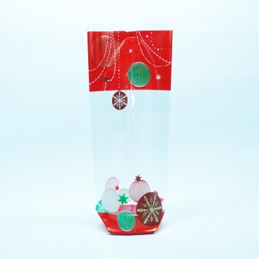 Christmas cookie bag - 100's/Box