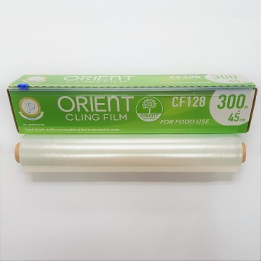Oxo-degradable Cling Film in 2-way sliding blades