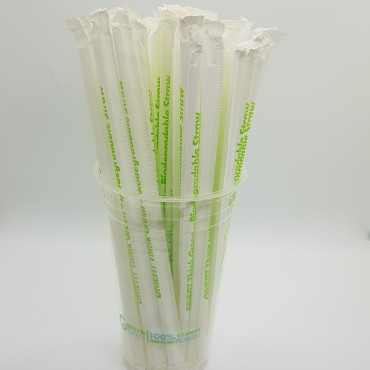 Biodegradable Beverage Straw