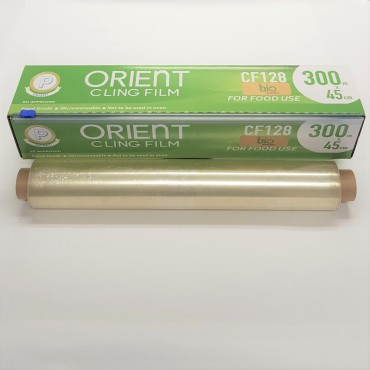Bio Degradable Cling Film in 2-Way Sliding Blades