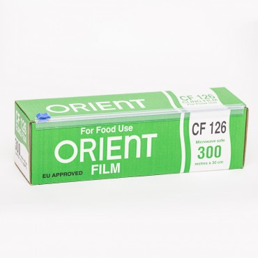 Orient's Cling Film 30cm x 300m with 2-way sliding blades